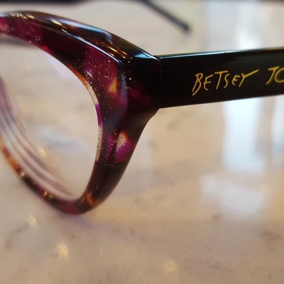 73795a7ad27 Betsey Johnson Accessories - Betsey Johnson eyeglasses frames